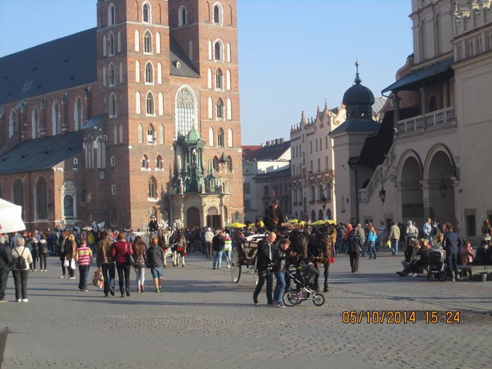Kraków torg
